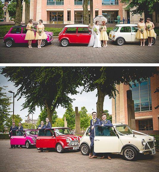 Causeway Coast Mini Club Wedding
