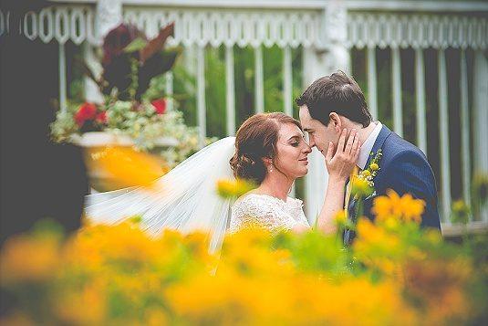 Belfast Botanic Gardens Wedding