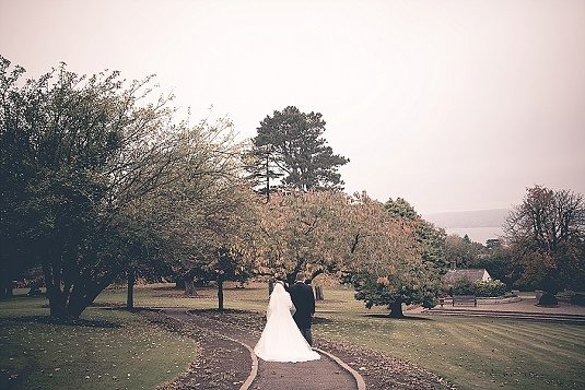 Autumnal Culloden Estate Wedding