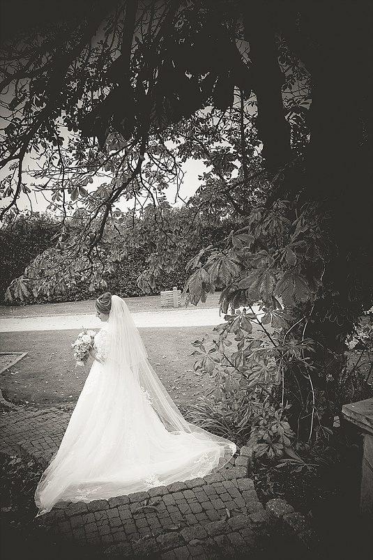 Autumnal Culloden Estate Wedding