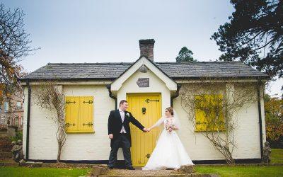 Autumnal Culloden Estate Wedding: Judith & Chris