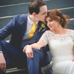 Quirky St Malachy's Church and The Empire Music Hall Wedding: Bronagh & David