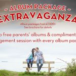 Free Parents' Albums and Engagement Shoot