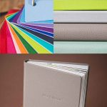 Pictures of luxury wedding albums