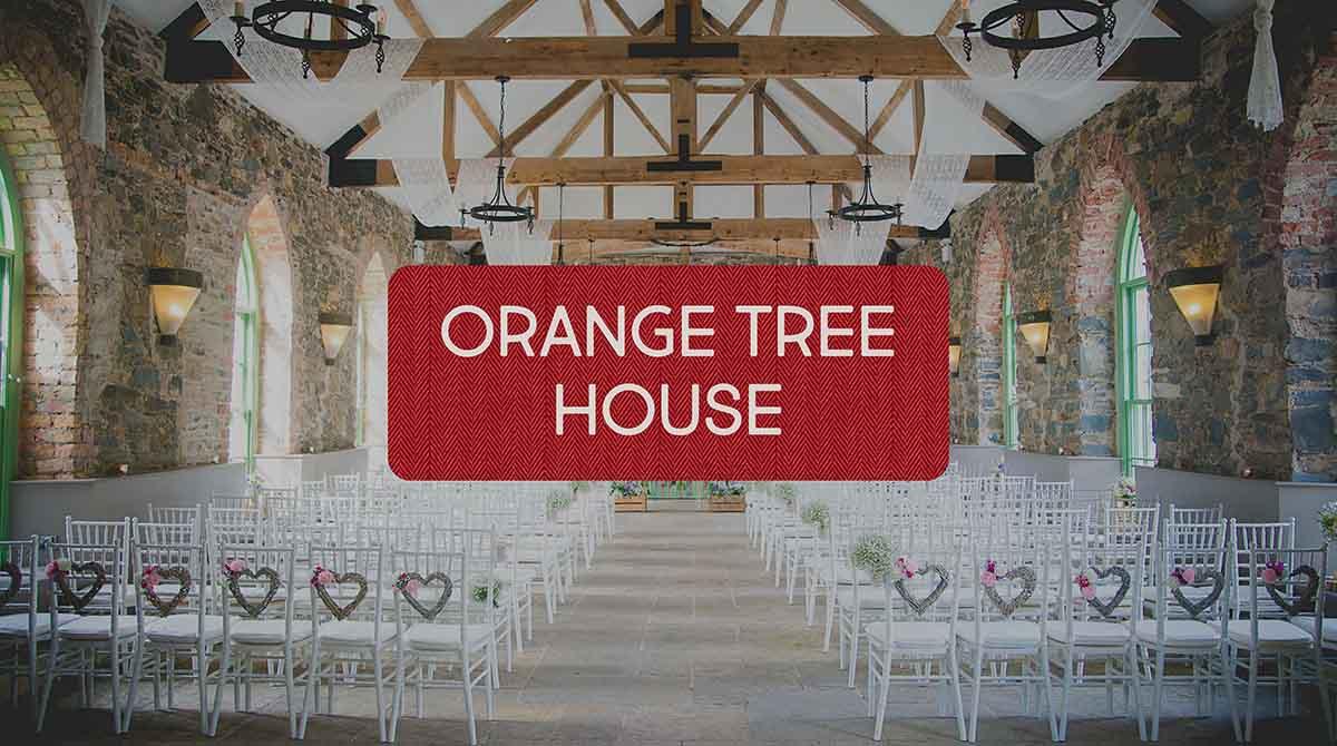 Orange Tree House Greyabbey wedding photographs