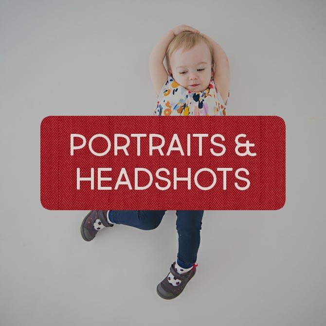 Portraits & Headshots