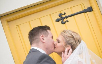 Spring Showers Culloden Hotel and Spa Wedding: Kirsty & Liam