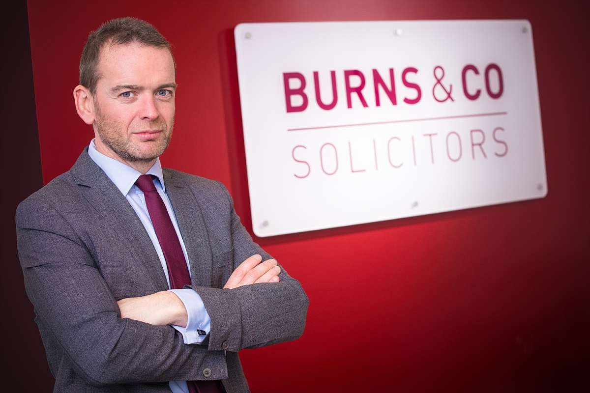 Belfast business headshot photographer