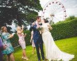 Laid Back Summer Ghan House Wedding: Jenny & Darren