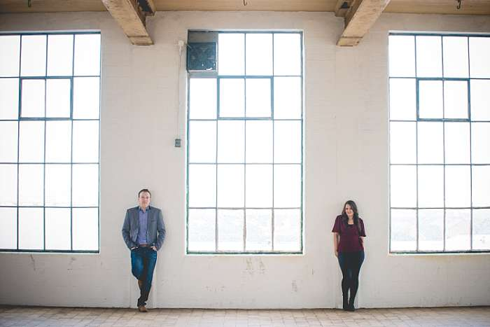 Old Linen Mill Engagement: Nicky & Aaron » Graham Crichton Photography