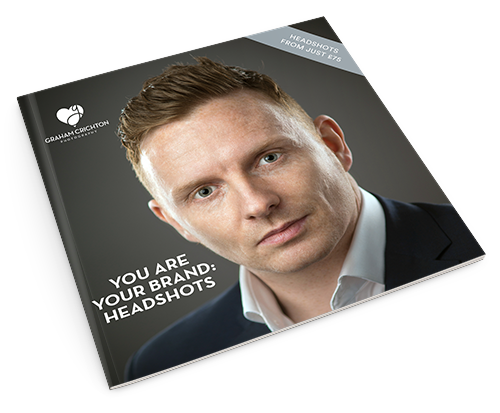 Northern Ireland professional headshot photography free e-book