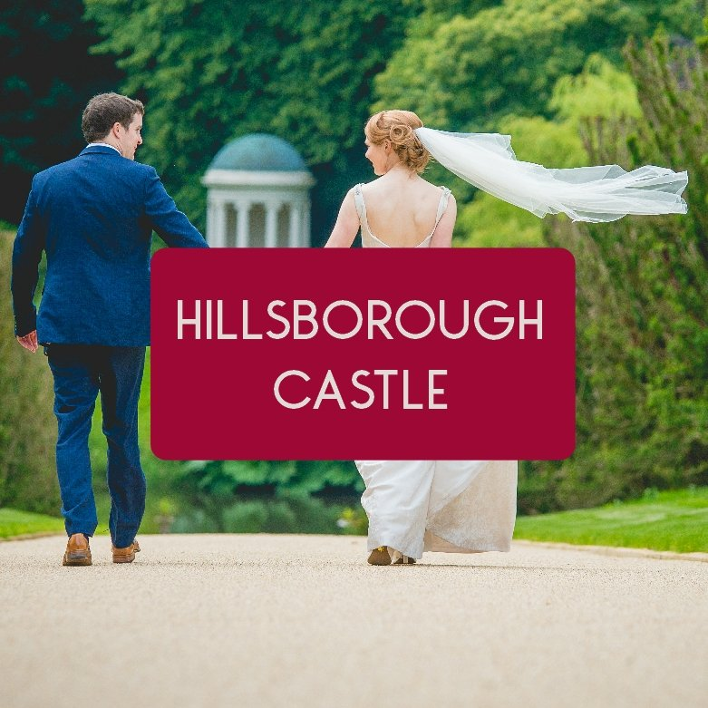 Royal Historic Palace Hillsborough Castle Wedding