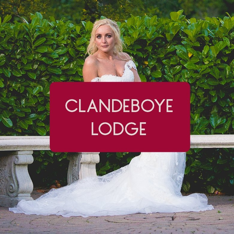 Relaxed Clandeboye Lodge Wedding