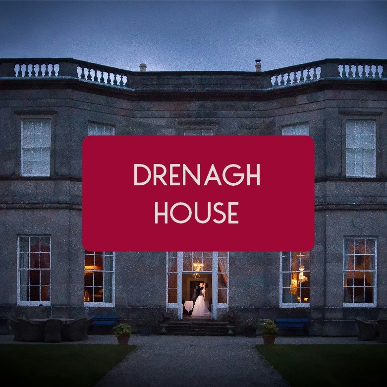 Stunning Drenagh House Estate Wedding