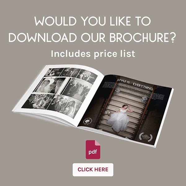Get the Wedding Brochure & Price List