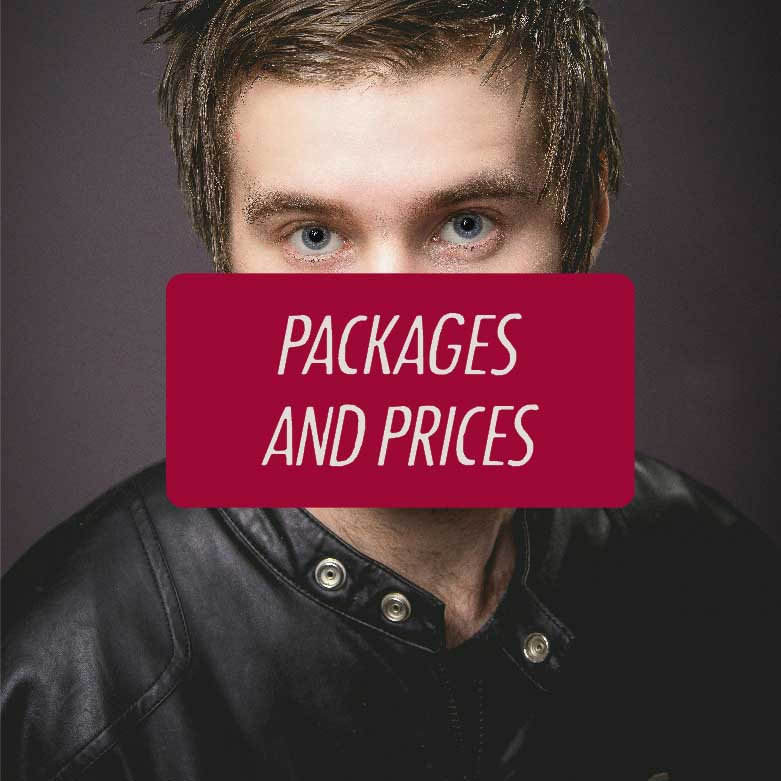 Headshot photography packages