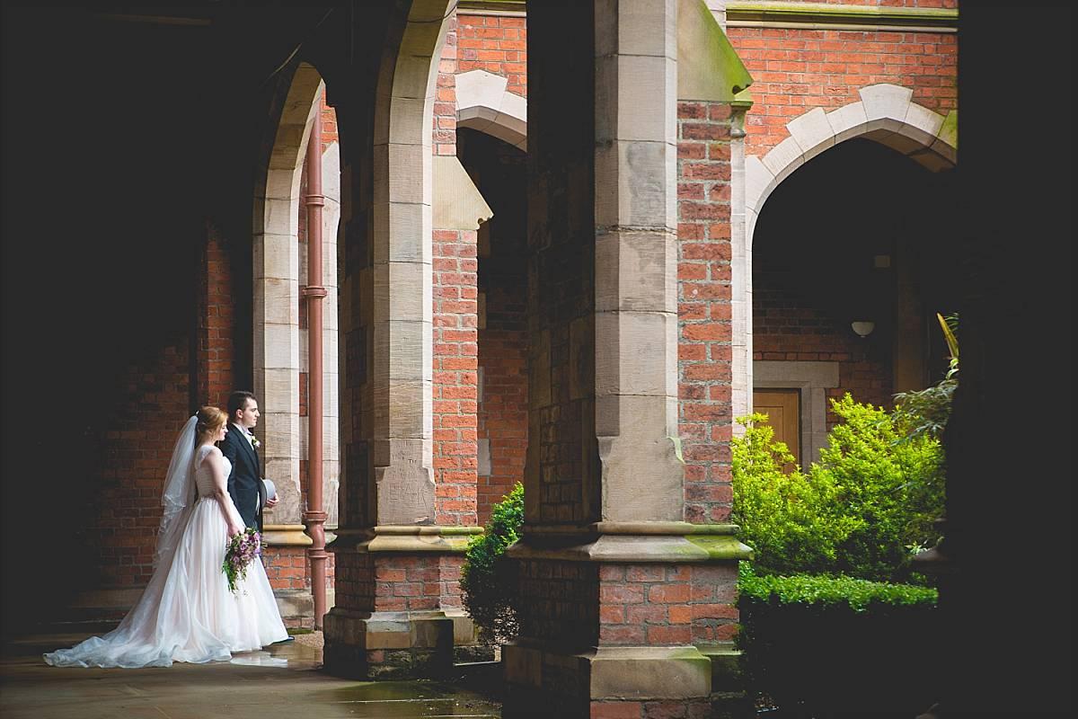 Rainy Summer Leighinmohr House Hotel Wedding: Naomi & Ryan