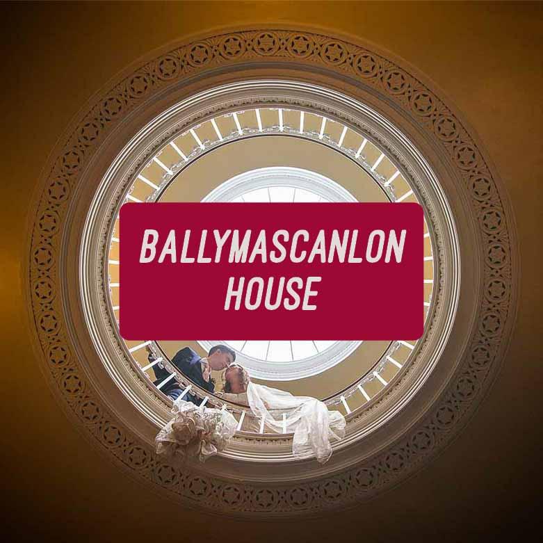 Relaxed Ballymascanlon House Hotel Wedding