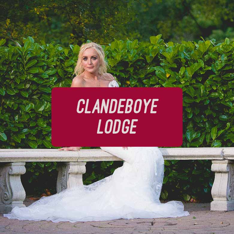 Summertime Clandeboye Lodge Wedding Photographs