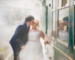 Heritage Railway & Mill at Ballyduggan Wedding: Charlotte & Ross