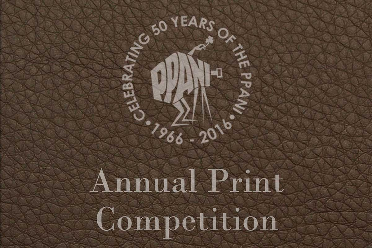 2019 Annual PPANI Print Competition: My Entries