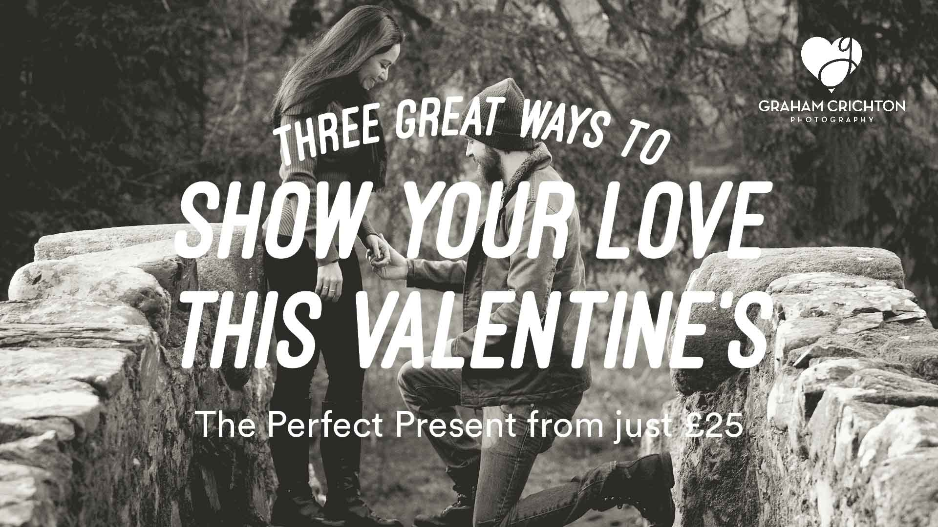 Show your love this Valentine's
