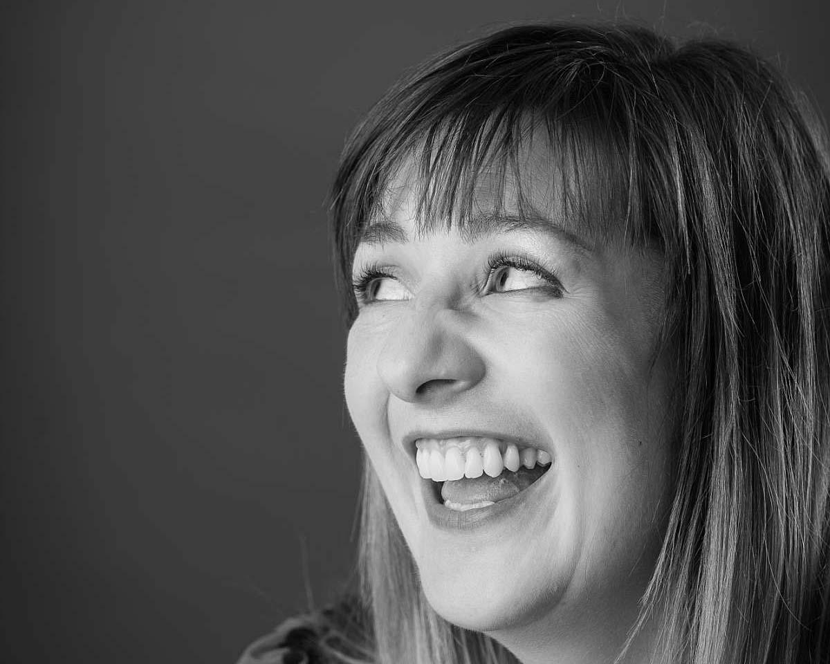 Belfast Actress Portfolio Headshot Session: Caroline