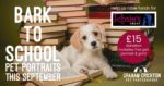 Bark to School - Raising funds for Rosie's Trust