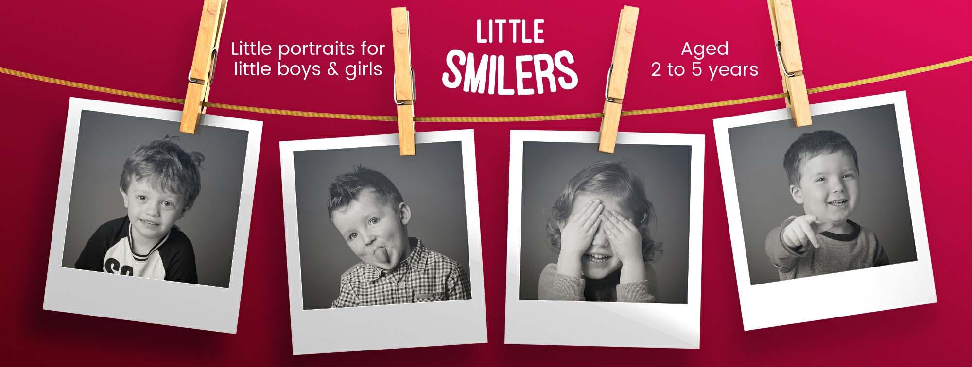 Little smilers child portraits Belfast