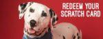 Redeem your FREE Portrait Scratch Card