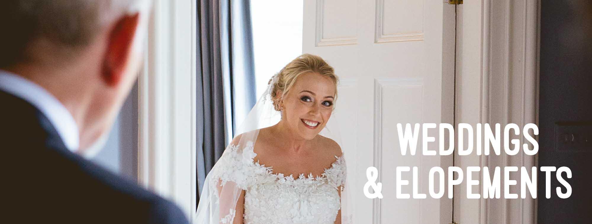 Northern Ireland Alternative Wedding Photographer