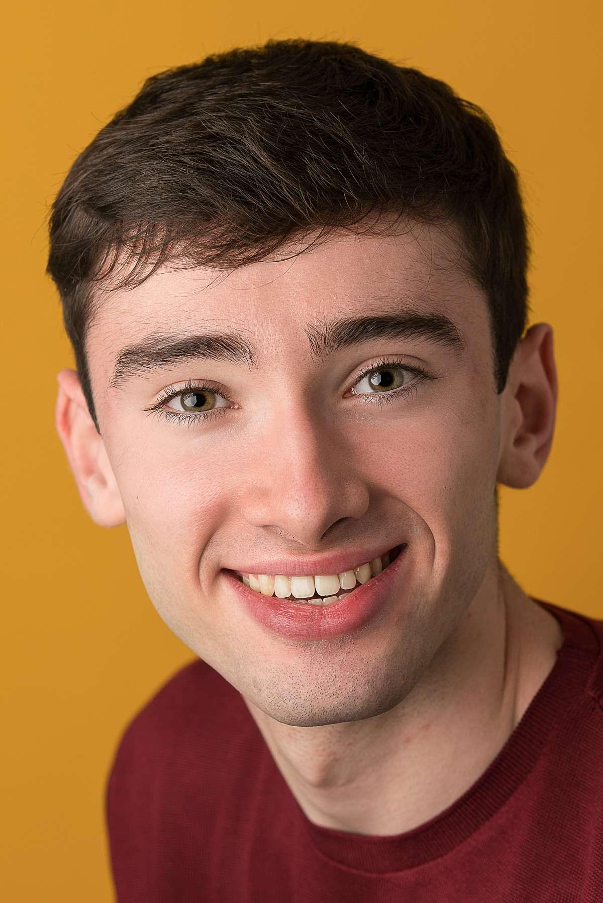 Actor Headshot Portfolio Northern Ireland: Nathan