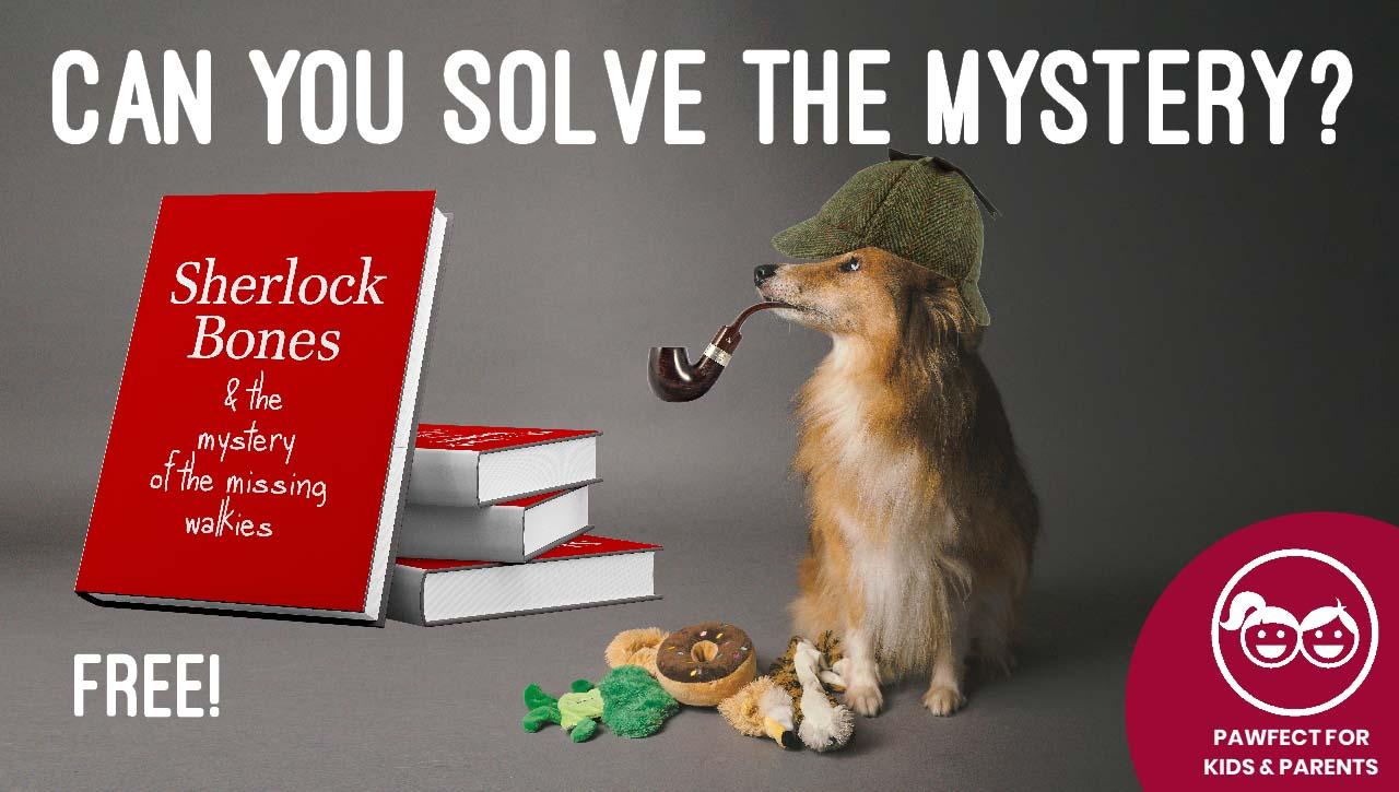 Sherlock Bones kids riddle