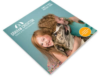 Pet Portrait Brochure