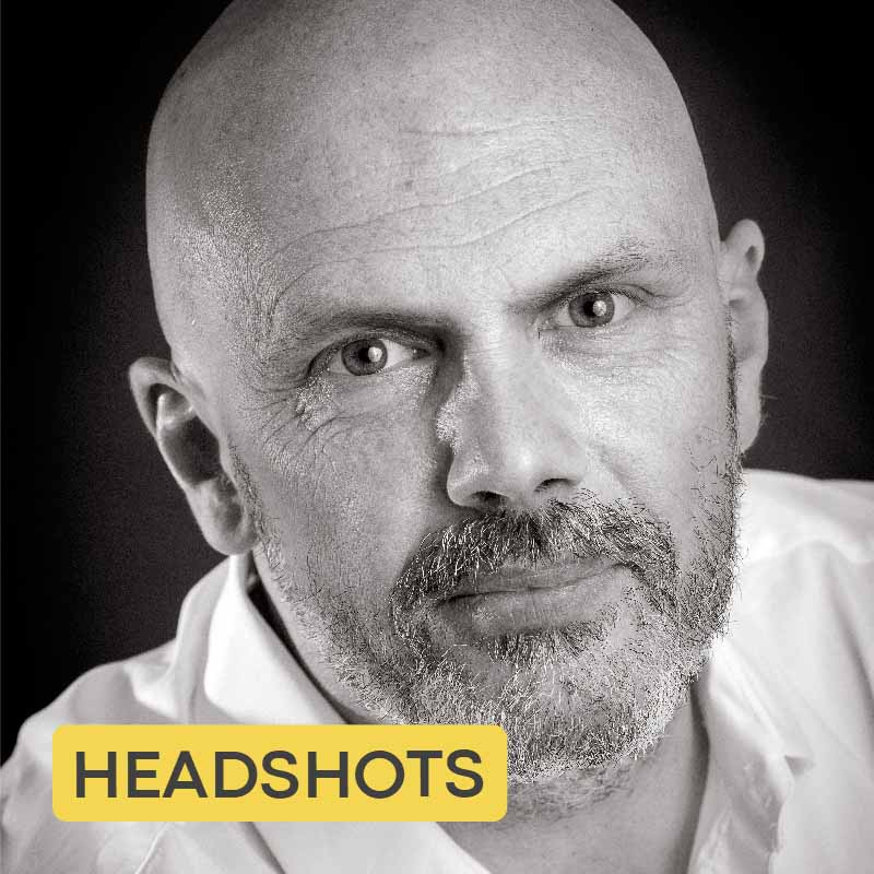 Headshot photographer and Personal Brand photographer Belfast