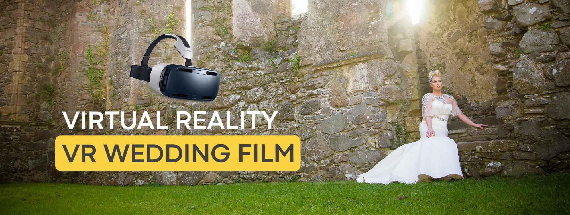 Virtual reality wedding film