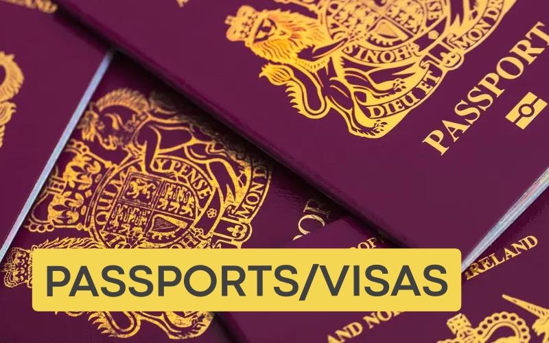 Passport photographs and visa photographer Belfast