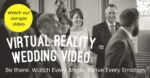 Wedding Video in 360 Virtual Reality - Belfast & Northern Ireland