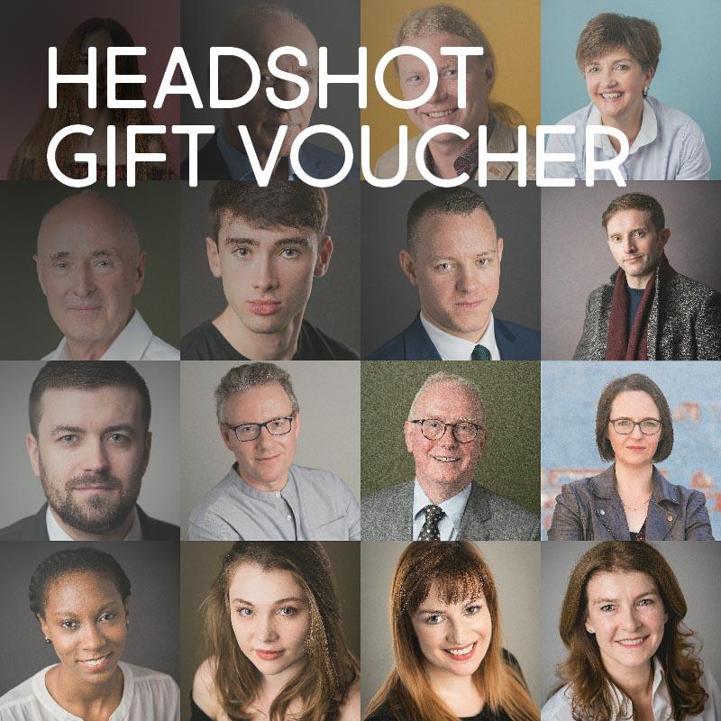Headshot Gift Voucher