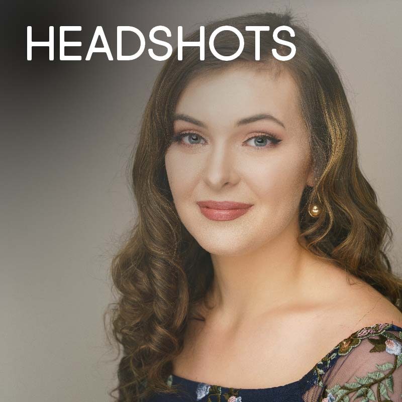 Headshots for Business & Actors