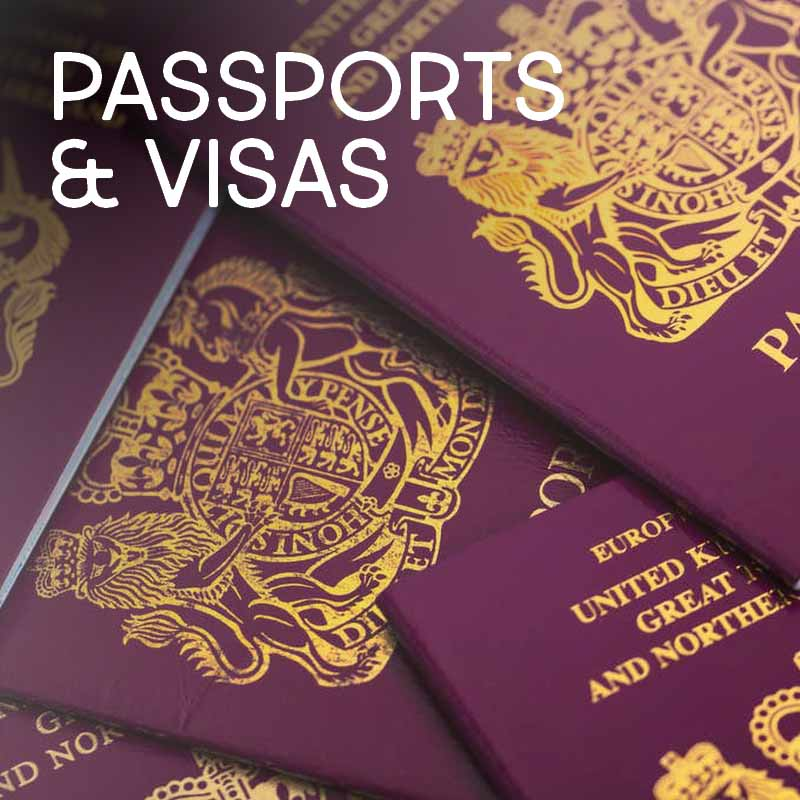 Passport/Visa Photographs