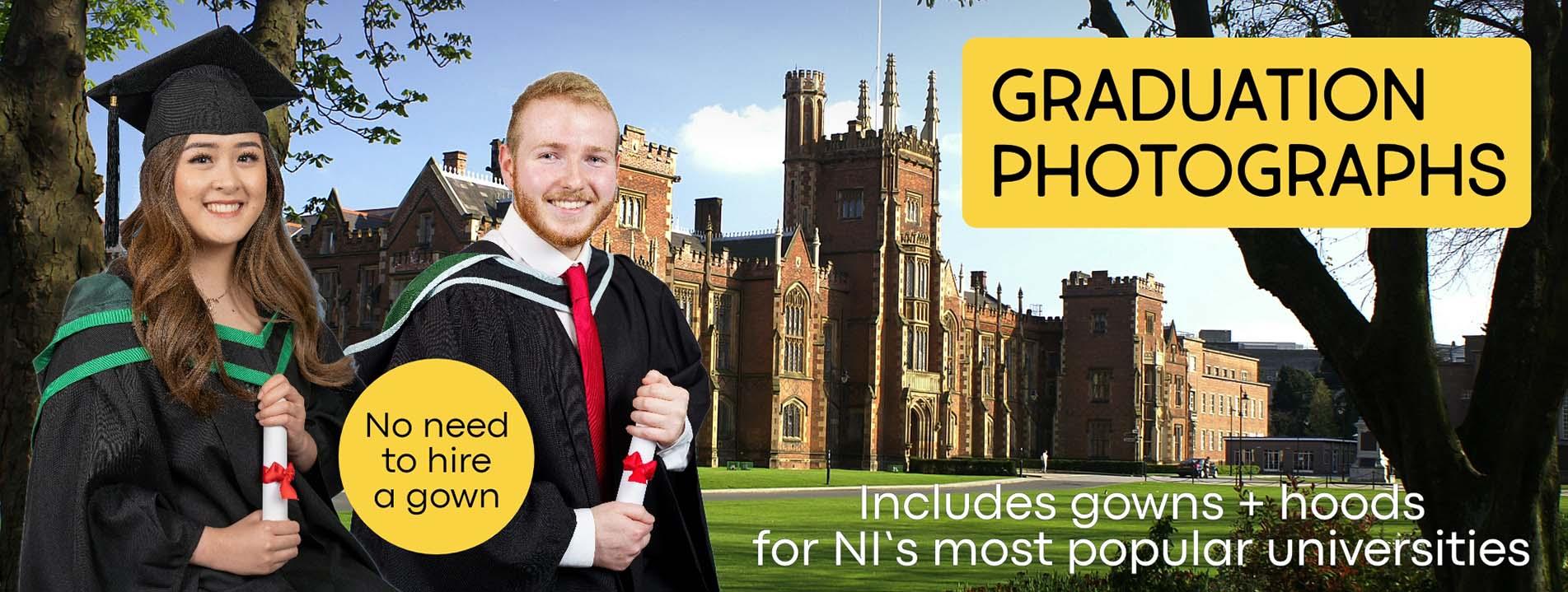 Graduation Photographer Northern Ireland