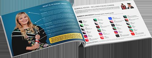 Download the Graduation Brochure Now