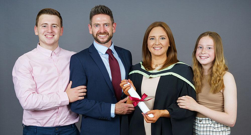 Family Graduation Photosgraphy